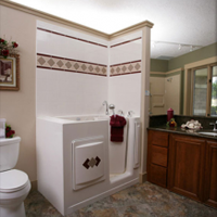 Choosing The Right Walk In Tub Bathtubs